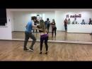 Salsa casino - Михаил и Анастасия Горбоносовы