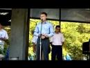 Август 2009 года. Алексей Гончаренко агитирует за Януковича.mp4