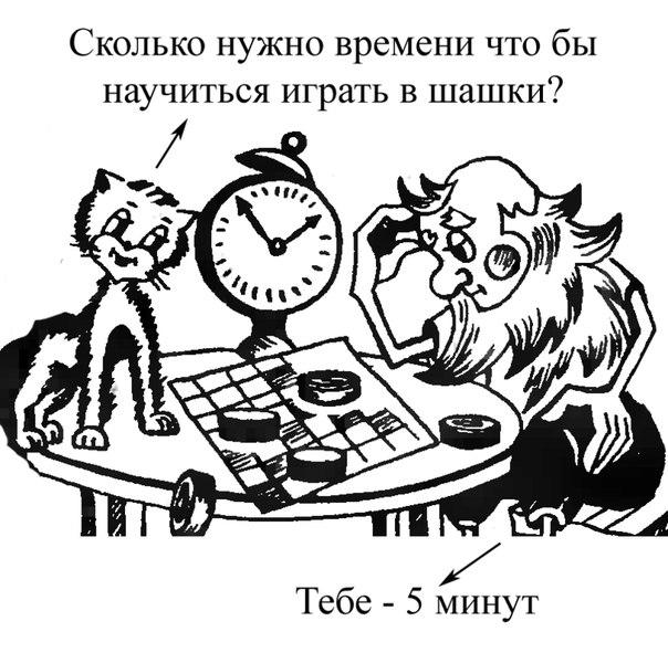 Типичный шашист