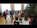 """№ 10. Танец """"Здравствуй Дедушка Мороз, борода и красный нос..."""""""