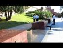 Смена почетного караула у Вечного огня на Могиле Неизвестного солдата
