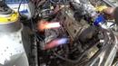 GW 50 Регулируемая балка Ford Sierra Первый запуск с Megasquirt 2