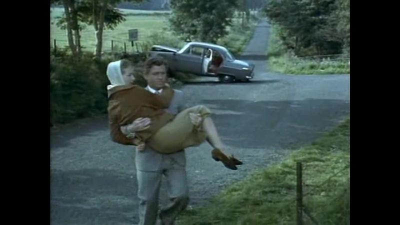 39 СТУПЕНЕЙ (1959) - триллер, криминальная комедия, детектив. Ральф Томас 720p