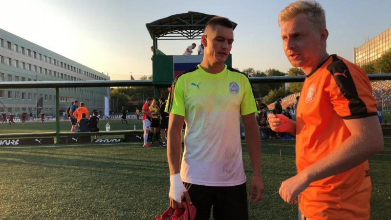 ЧР 2018 Amateur League | Интервью Атлас