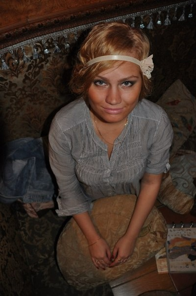 Полина Денисова, 29 сентября 1990, Кировоград, id183208510