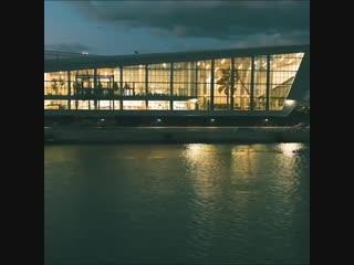 Royal Caribbean Cruises официально открыла новый терминал A в порту Майами