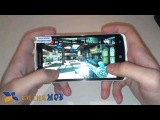 Lenovo S920 MTK6589W обзор игр на смартфоне
