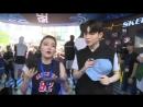 Zhu Xingjie трансляция skechers с ивента dance academy 180513