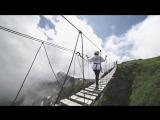 Подвесной мост Роза Хутор