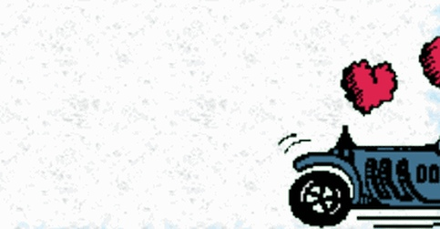 Weddingmarriageloveweddingcar clipart - Create, Discover and Share Awesome GIFs on Gfycat