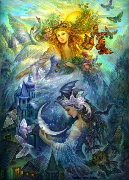 Картинки с Ангелами и Феями Winx +игра для девочек одевалка