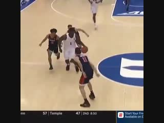 Zion with no regard for human life 😳💪