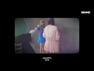 KRUNK & LISA @ JAKARTA fanmeeting