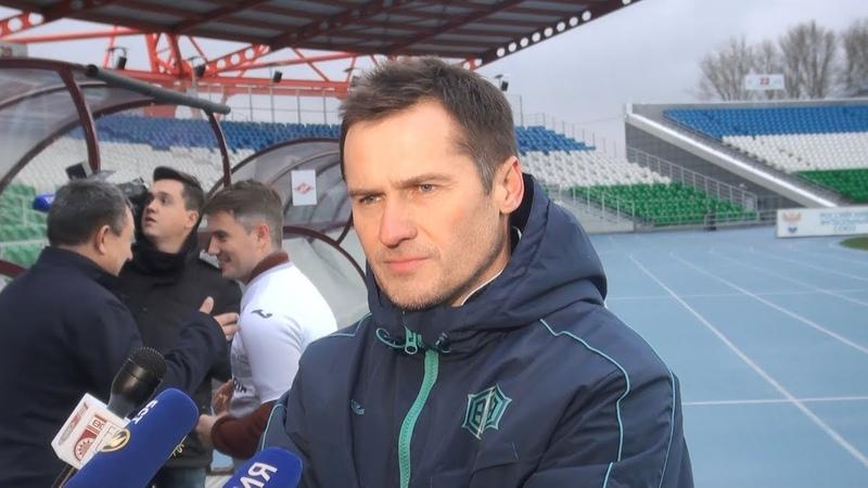Дмитрий Кириченко: Я благодарен руководству и постараюсь воспользоваться своим шансом