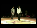 Juste_Debout_2008 Hip_Hop_Battle Les_Twins_VS_Yugson_Tip_01
