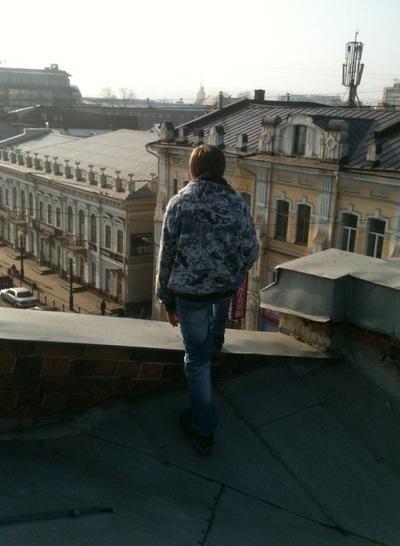 Данил Турушев, 9 января , Иркутск, id195021063