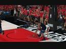 NBA2K19 PlayOff Posterizered Dunk on Deng
