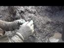 Эпичные Раскопки немецкого Блиндажа Вторая Мировая Excavations of German dugou