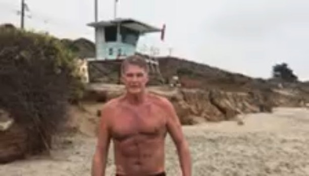 """David Hasselhoff on Instagram """"Heartfelt thanks to everyone for all the great birthday wishes! Life begins at 66! Love The Hoff"""""""