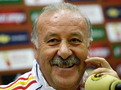 Дель Боске: вызов Вильи в сборную Испании важен с точки зрения психологии
