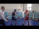 Финал 1 раунд бокс Литвинов