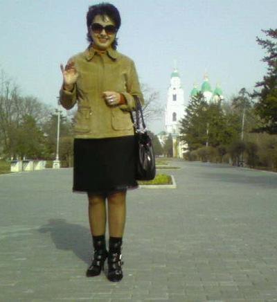 Наталья Селиванова, 4 июня 1963, Астрахань, id7552479