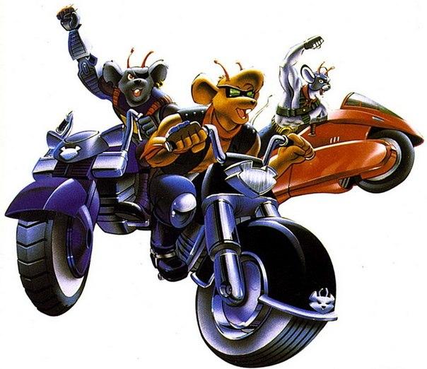 motorcycle biker mice - 576×480