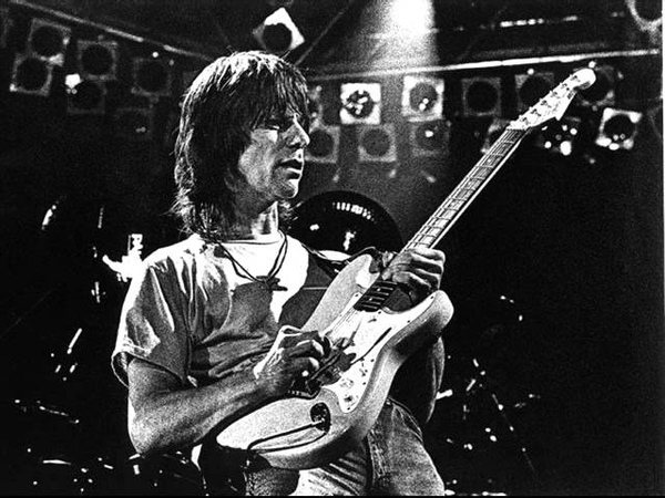Jeff Beck - Superstition