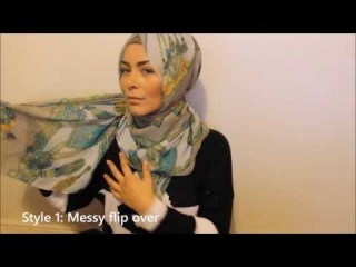 Life-Long Percussion: Signature Hijab Style in 6 different ways