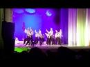 отчётный концерт , танец Хорошее настроение!