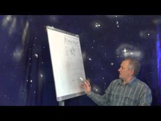 Бирюков С.М. Эфирная теория Мироздания. Лекция-4.