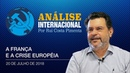 Análise Internacional nº12 | A França e a crise Européia