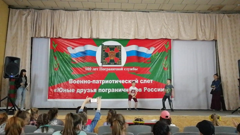 День театра 20.05.18 3 группа Ярослав и Толик