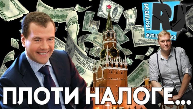 Медведев сбор налогов основа развития экономики России Налог на домашних животных