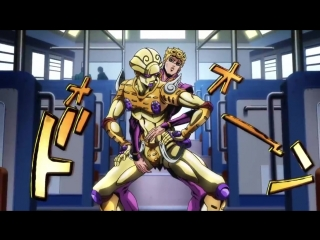 JoJo's Bizarre Adventure Part 5- Golden Wind PV『Giorno Giovanna』_HD.mp4