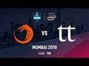 TNC vs Team Team, ESL One Mumbai 2019, bo3, game 1 [Smile Godhunt]