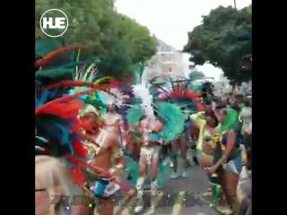 В Ноттинг-Хилл прошёл карнавал, множество людей арестованы
