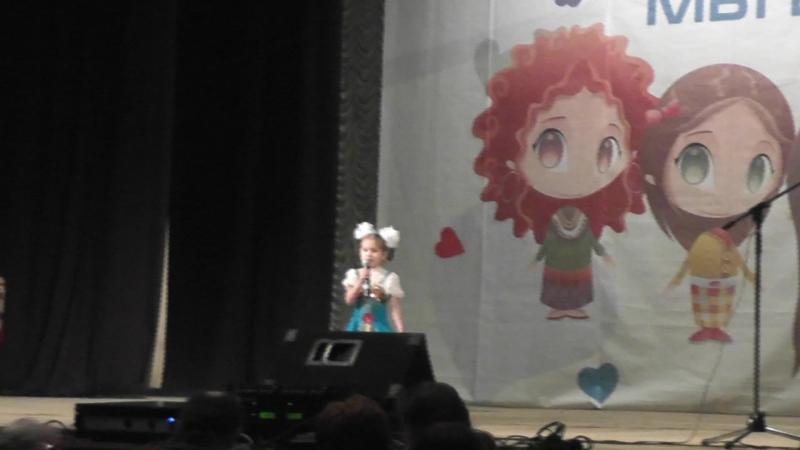 Лиза на международном фестивале конкурсе Хрустальное сердце мира 2015