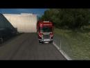 Euro Truck Simulator 2 RedLine продолжаем развивать компанию