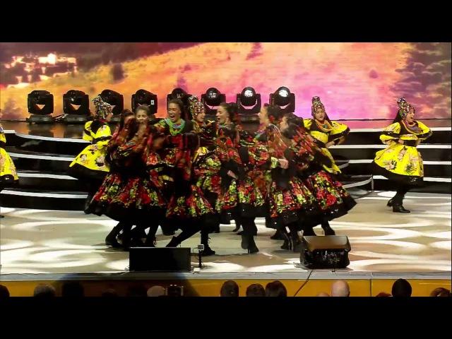 Traditional Romanian Dance - 'Trupa AS' - Romania / Romania 2016