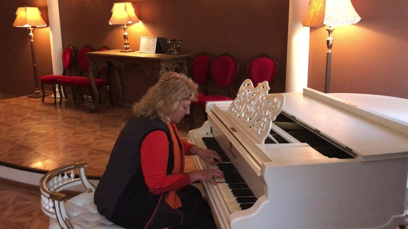 И С Бах хорошо темперированный клавир пытается вспомнить Ирина Архипова
