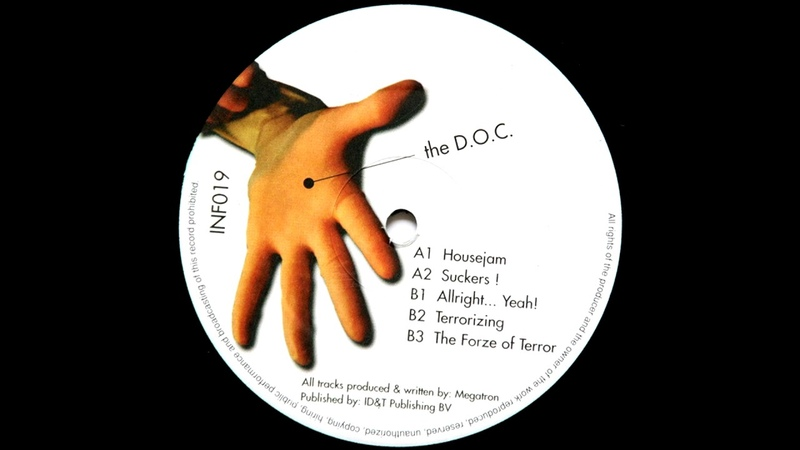 The D.O.C. - Alright...Yeah!