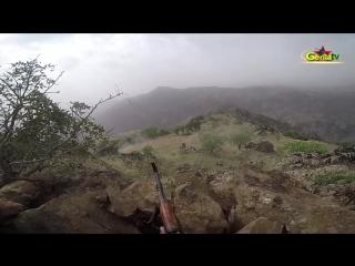 Бой РПК против турецкой армии.