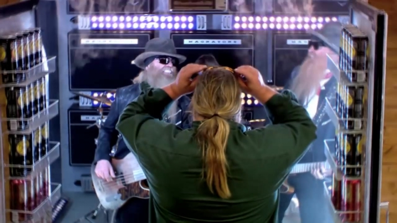 ZZ Top Jeremiah Weed