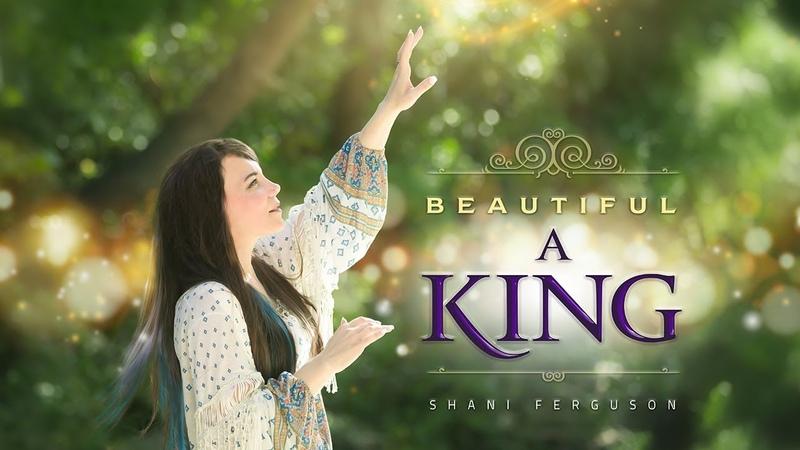 Amazing Worship Song from Israel -Beautiful a King Shani Ferguson