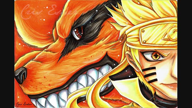 Naruto and Kurama - Bring Me Back To Life!