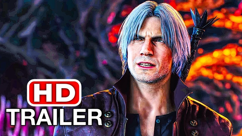 DEVIL MAY CRY 5 Dante Gameplay Trailer NEW (TGS 2018) PS4/Xbox One/PC