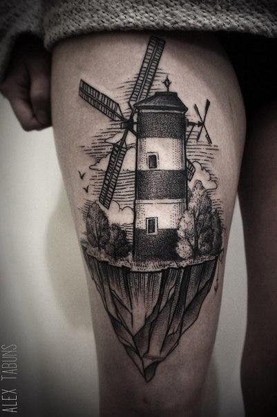 #татуировки@tattoobase