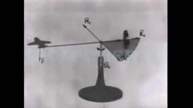 Применение гироскопов в навигации