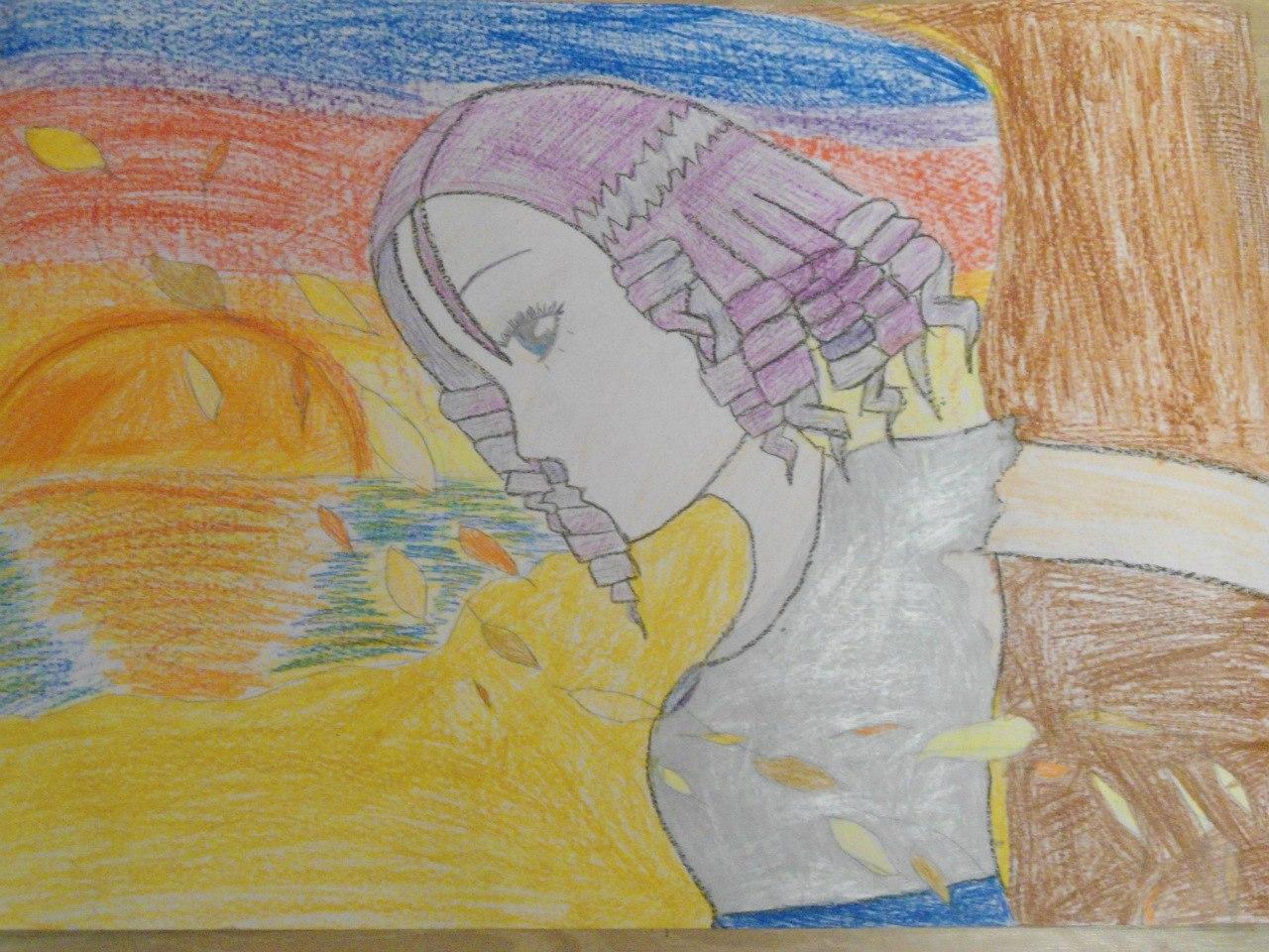 Рисунок Анжелики